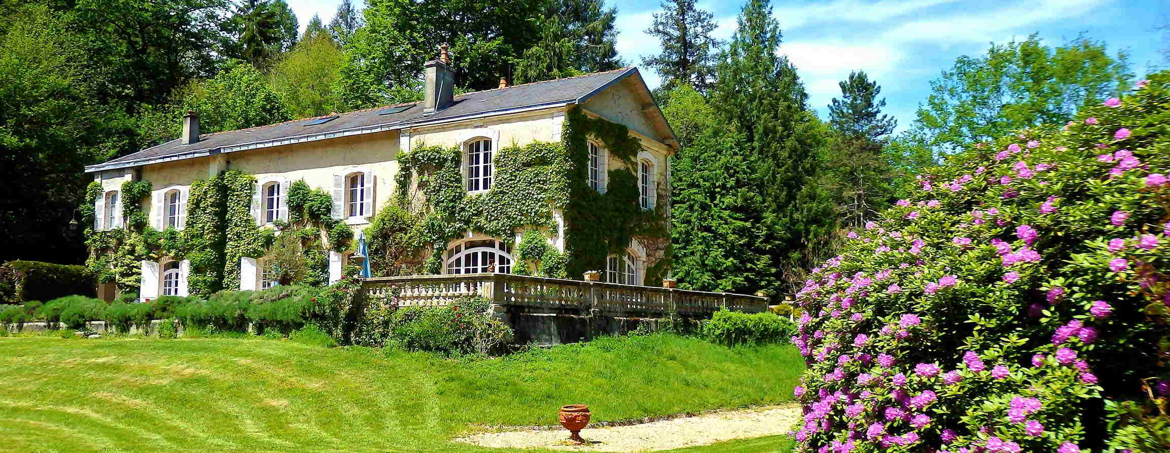 Domaine de La Brug¨re en Dordogne