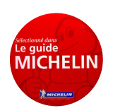badge guide michelin